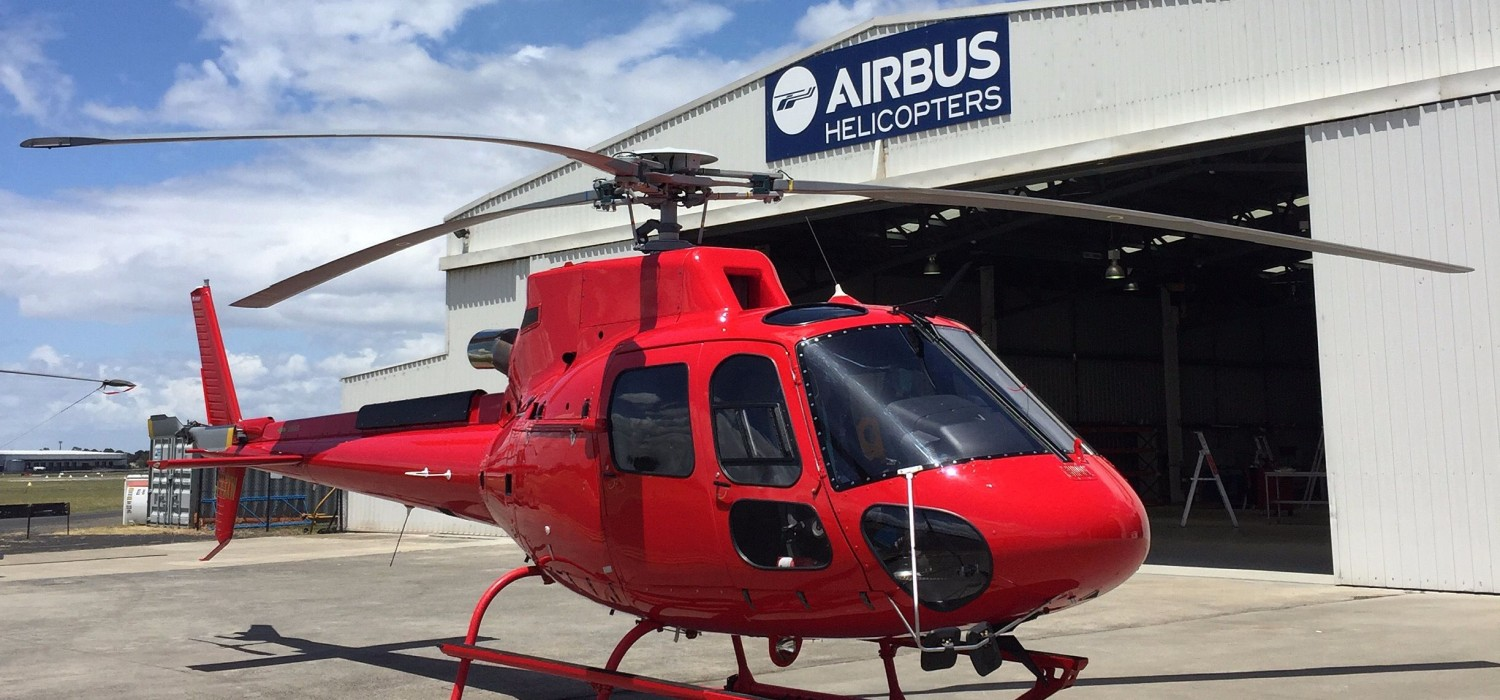 Elicottero H 125 : Contact airbus helicopters